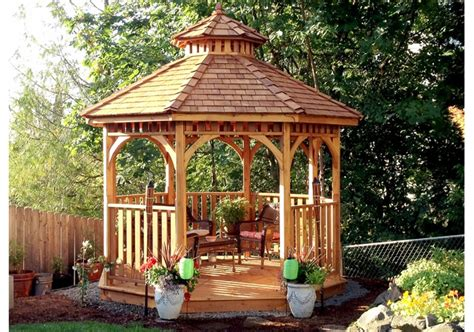 gazebo live outdoor gazebo 10 bayside panelized outdoor living today
