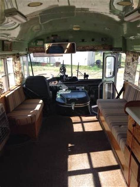 rvs  bluebird motorhome conversion  sale  owner