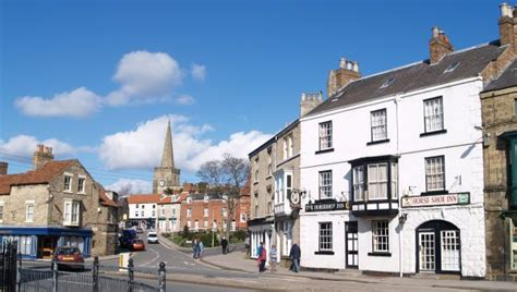 1. Pickering Part 1 Streets and Buildings, Market Place ...