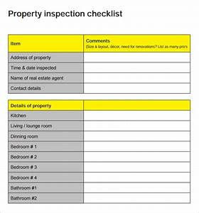 home inspection template pasoevolistco With rental property inspection checklist template
