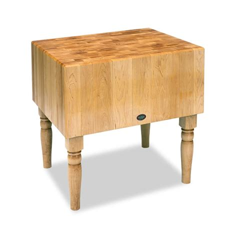 monarch double dovetail chopping block