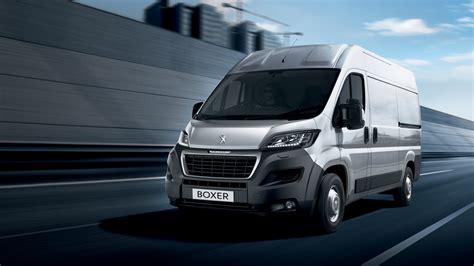Peugeot Boxer by Peugeot Boxer Range Busseys New Peugeot Vans In Norfolk