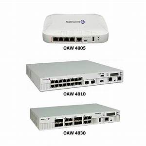 Alcatel 4010  4030 Wireless Lan Switches