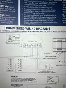 Aprilaire 700 Wiring Help - Hvac