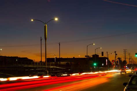 los angeles street lights ericsson philips zero site street lighting gigaom