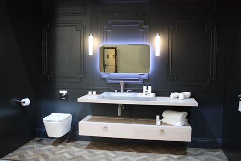 Bathroom Mirror Cost by The Bathroom Design Trends Are Functional And Fantastic