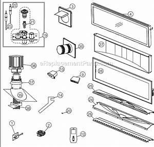 Napoleon Lhd50ssn2 Parts List And Diagram   Ereplacementparts Com