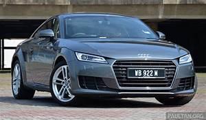 Nouvelle Audi Tt 2015 : driven 2015 audi tt 2 0 tfsi trading feel for speed ~ Melissatoandfro.com Idées de Décoration