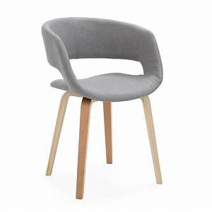 chaise avec accoudoirs gris joyau meubles salle a With deco cuisine avec chaise grise