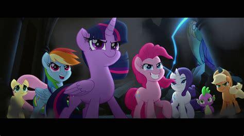 My Little Pony: The Movie - Saving The World - YouTube