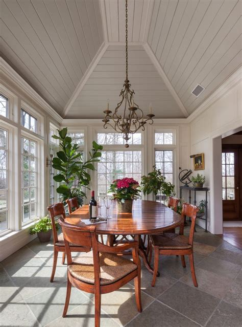 dining table chandelier height new york tongue and groove dining room farmhouse with