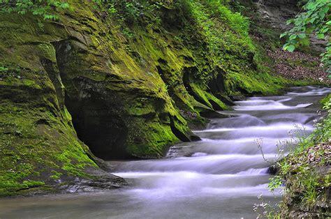 Fall Creek Gorge Nature Preserve Warren County Indiana ...