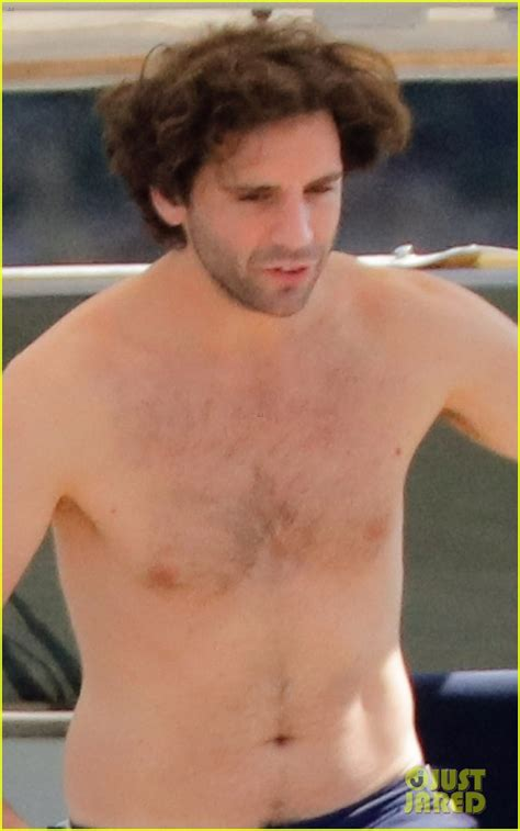 mika  shirtless  vacation  boyfriend andreas dermanis  italy photo
