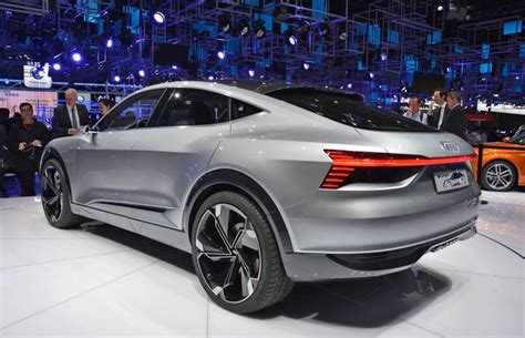 Audi Etron Sportback Is Another Volley Against Tesla