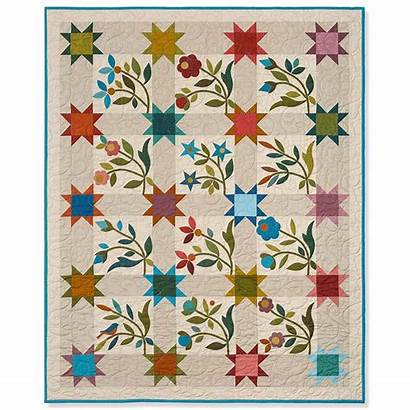 Basket Laundry Quilts Spring Block Month Sitar