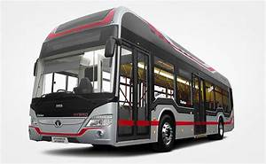 Tata Motors Reveals India's First Hydrogen Fuel Cell Bus ...