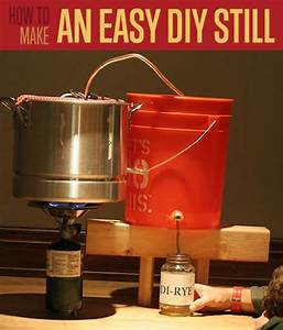 How To Make A Homemade Still - Homestead & Survival