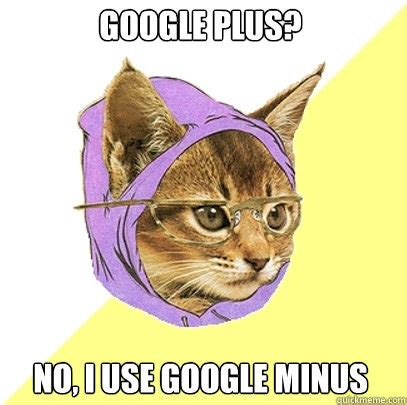 Google Plus Meme - google plus cat meme cat planet cat planet