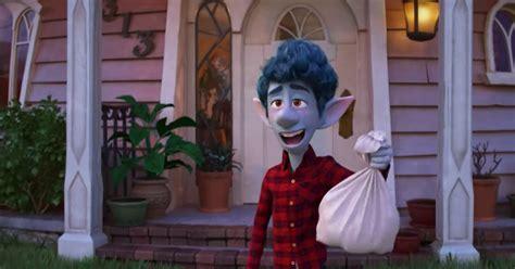 pixars onward trailer tom holland  chris pratt star