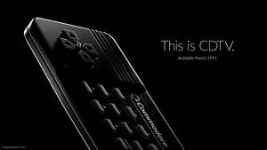 Commodore CDTV - Apple iPhone 7 ad parody by zgodzinski on ...
