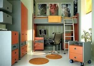 Kinderzimmer Mit Hochbett Komplett : 1001 ideen zum thema kleines kinderzimmer einrichten ~ Orissabook.com Haus und Dekorationen
