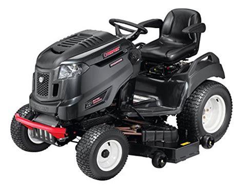 troy bilt bronco xp 26hp 54 inch fab deck garden tractor honeydo advisor