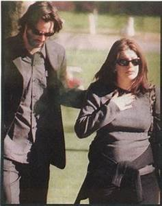 Keanu and deceased g/f Jennifer Syme, visiting their ...