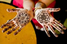 DIY mehndi henna     3 ways  Henna Designs