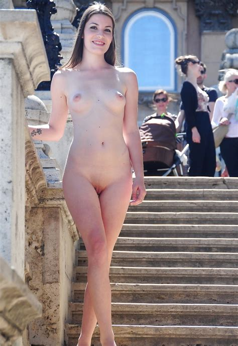 naked women embarrassed in public image 4 fap