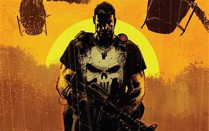 Punisher Comic 4k Comics Marvel Wallpapers Background