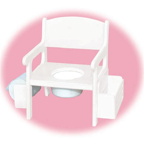 Wooden Potty Chairs For Toddlers by Wooden Potty Chair W Accessories Baby N Toddler