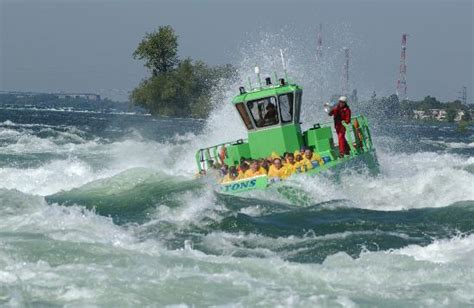 Lachine Rapids Jet Boat by 301 Moved Permanently