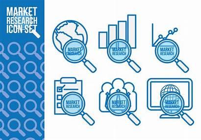 Research Market Vector Vectors Icon Graphics Clipart
