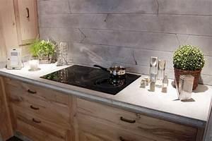 Moderne arbeitsplatten in der kuche tipps und for Stein arbeitsplatte küche