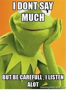 Funny Meme Generators Memes of 2017 on SIZZLE   Kermit the ...