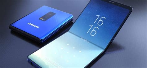 Samsungs Foldable Phone Will Be A Pocket Sized Tablet That