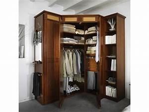 Armoire D Angle Dressing : meubles fuscielli nice 06 meubles de rangement et ~ Premium-room.com Idées de Décoration
