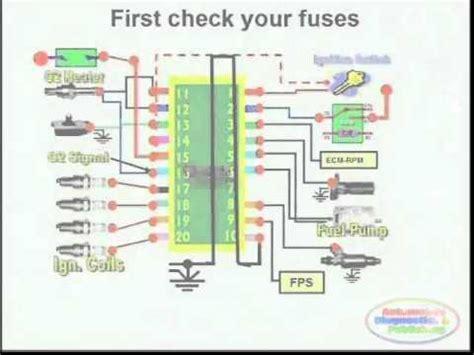 Short Circuit Detection Wiring Diagram Youtube