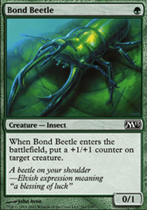 magic the gathering insect deck insects standard mtg deck