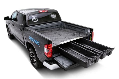 Decked Truck Bed Organizer by Decked Truck Bed Organizers Storage Systems Carid