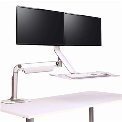 shop humanscale quickstand lite adjustable workstations