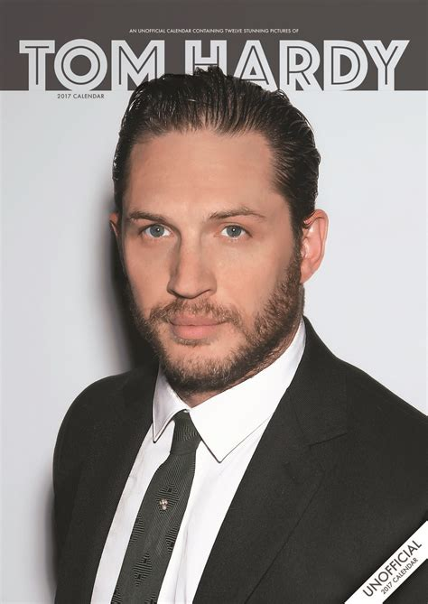 tom hardy calendarios
