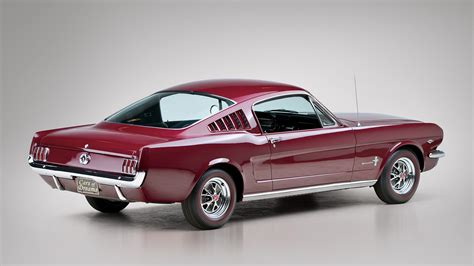 1965 Ford Mustang Fastback Wallpapers & HD Images - WSupercars