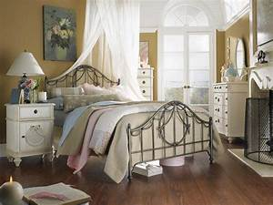 44, Gorgeous, Shabby, Chic, Bedroom, Decorating, Ideas, For, Women