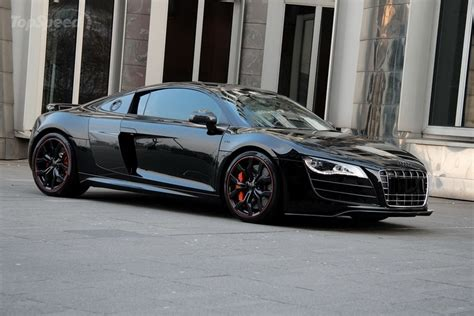 Audi R8 Picture by 2011 Audi R8 V10 Hyper Black Edition By Germany