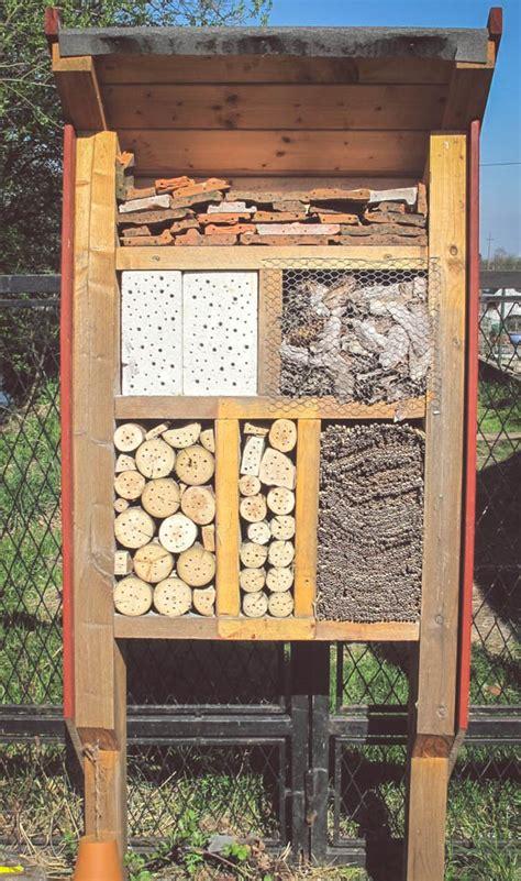 Insektenhotel Selber Bauen by Insektenhotel Selber Bauen Insektenhotel Insektenhotels