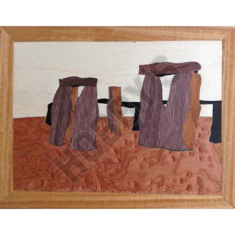 shop traditional marquetry craft kit stonehenge hobby