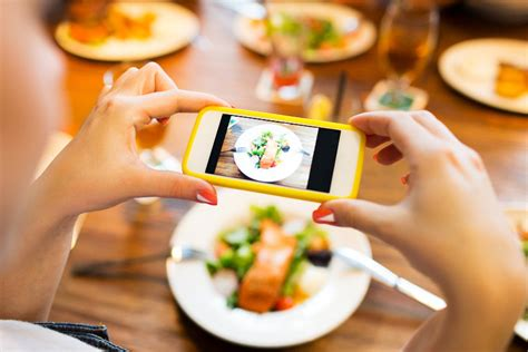 The Rise of the Foodie and Food Apps