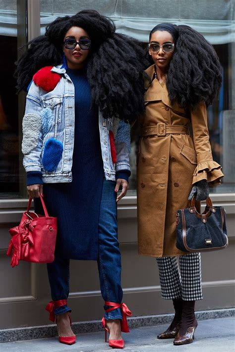 The Latest Street Style From New York Fashion Week Who