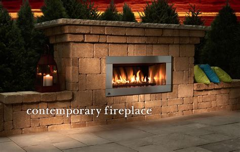 Outdoor Fireplace Kits Canada  Outdoor Furniture Design